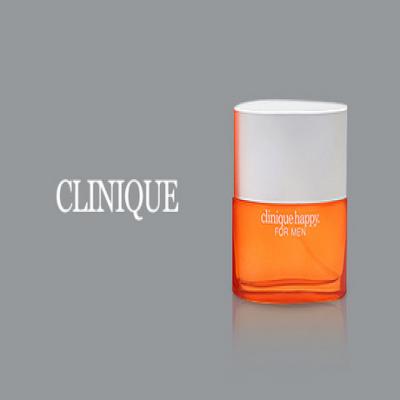 【58%OFF】《クリニーク ハッピー フォー メン EDC 50mL》圧倒的人気のロングセラー商品。元気なオレンジのボトルと思わず笑みがこぼれそうになるさわやかな香りが、一緒にいる人まで笑顔にしてくれます