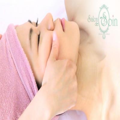 【コルギ70分施術】顔から首・肩・背中もほぐして、コリやむくみを解消へ。疲れた体をケアする至福の癒やし時間《極みコルギ90分》