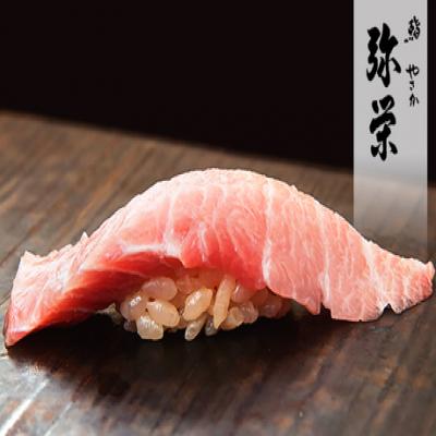 【NEW OPEN/握り10貫以上/ランチ・ディナー利用可】予約の取れない隠れ家風寿司店の2号店がついに誕生。旬魚を味わう握り、お造り、焼き物など全9品《おまかせ 鮨 極コース》
