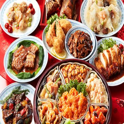 【予約販売/送料込み】中華の鉄人が自信を持ってお届けする16品の本格中華料理。新春のお祝いの席にぴったりの逸品ばかり《陳建一 新春 中華オードブル》