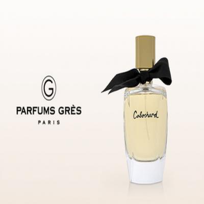 【62%OFF】「グレ」の名を世界に知らしめた名香。古き良きフランス気質を感じさせる、官能的なシプレー系の香り《グレ カボシャール EDT 100mL》