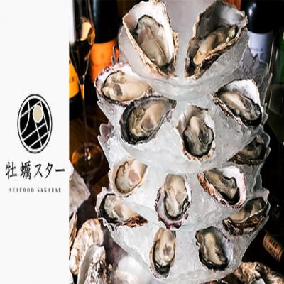 【1名利用・シェア利用可/WEB予約対応】牡蠣好きを魅了する牡蠣専門店。バラエティ豊かな牡蠣料理×ワインやビールなどお好みのマリアージュを。コースにも利用可《お食事券4,000円分》