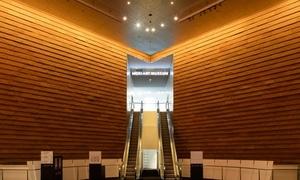 森美術館 「未来と芸術展:AI、ロボット、都市、生命――人は明日どう生きるのか」入館券|社会や人間のあり方を考える 美術の領域を超えたプロジェクトや作品100点超を一挙公開