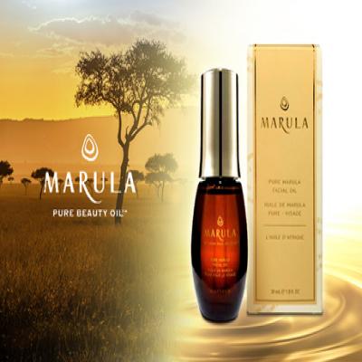 【58%OFF/効能評価試験済み】アフリカに生息する「マルーラ」の実を、約200個使用しオイルを抽出。しっとりとなめらかな使い心地で、乾燥しがちな肌へアプローチ《マルーラオイル 30mL》