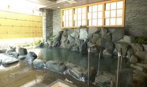 八王子温泉 やすらぎの湯|入館+岩盤浴利用+タオル+館内着+ソフトドリンク1杯|バリ風の岩盤浴ルームに加え、女性に好評の泉質!天然温泉・炭酸泉も!