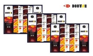 【 64%OFF 】送料無料|1箱あたり1,160円|DRJ-30 ≪ ドトール アイスコーヒー&ゼリー詰合せ|3箱セット ≫ @セイブファン