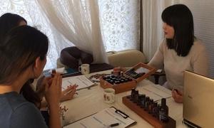 84%OFF アロマセラピスト養成講座・初級(ディプロマ付き)/ 他1メニュー|女性限定|ア・ピエ・・・|横浜市 瀬谷駅