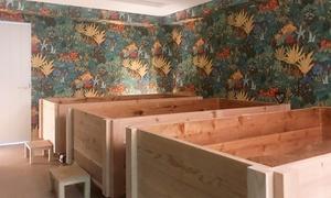 [2回分・1回2,750円]酵素浴(酸素アイパック付)|女性限定・全日利用可|酵素浴ann|大阪市西区 肥後橋駅