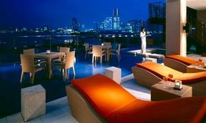 【 29%OFF 】横浜やみなとみらいの街並みを一望できる、贅沢な大人の隠れ家スパリゾート ≪「INSPA(インスパ)横浜」レギュラー入館料3回分 ≫ @INSPA(インスパ)横浜
