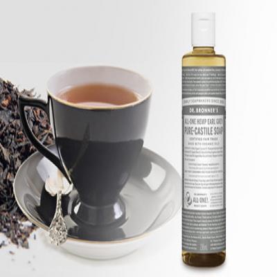 【アールグレイの香り】ナチュラルソープ売上NO.1(※)/100%天然原材料使用のオーガニックソープ《マジックソープ アールグレイ 472mL》毛穴の汚れやメイクを落とし、くすみのない透明感あふれる肌へ
