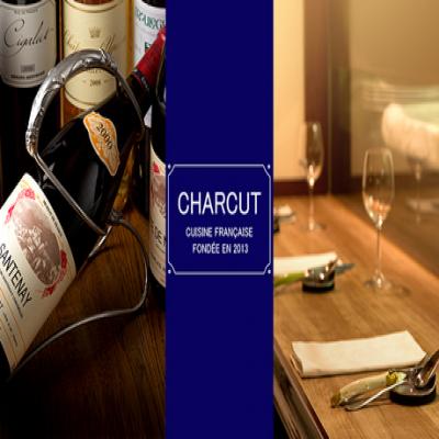 【シャルキュ】【7年連続有名グルメガイド掲載/ワイン3杯】シャルキュトリ専門店でシャルキュトリとワインのマリアージュを《ペアリングワイン3杯》