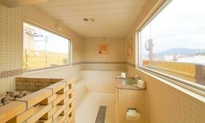 サウナ ルーマプラザ レギュラーコース+ボディケア30分|男性専用|ロッキーサウナや屋上露天風呂を完備!男のための癒し空間でリフレッシュ!