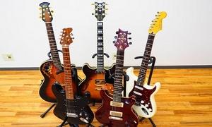 最大56%OFF ギターレッスンコース/2回分 or 4回分|男女可|Mami Music Factory(マミ ミュージックファクトリー)|船橋市北習志野駅