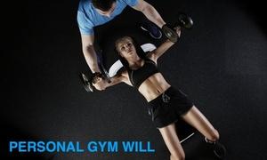 オンラインパーソナルトレーニング30分|4回分 or 8回分|男女利用可|Personal Gym Will(ウィル)|高槻市 高槻市駅