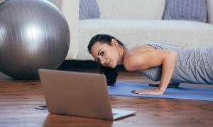 オンラインパーソナルトレーニング30分×5回(カウンセリング1回含)|女性限定・食事指導付|パーソナルジム LIB リブ