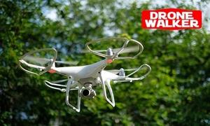 ドローン体験講習120分|中学生以上・リピーターも可|横浜Drone Walker(ドローンウォーカー)|横浜市 小机駅