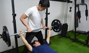 最大40%OFF パーソナルトレーニング60分 / 4回分 or 1ヶ月通い放題|男女利用可|For You Fit|新宿区 早稲田駅
