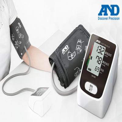 ワンプッシュの簡単操作で、血圧や脈拍を確認できる。出張や旅行先にも持ち運べるコンパクトサイズ。不規則脈検知機能を搭載した家族の健康をサポートする血圧計《A&D上腕式血圧計 UA-622》