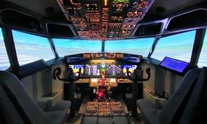 最大46%OFF ボーイング737フライトシミュレーター体験 / 30分 or 60分|LUXURY FLIGHT(ラグジュアリーフライト)|大田区 羽田空港第1ターミナル駅