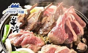 最大32%OFF 特撰ラム肉など焼肉プラン食べ飲み放題100分(1回分・2名分・3名分・4名分)/他2メニュー|アサヒビール園 羊々亭|札幌市中央区 すすきの駅